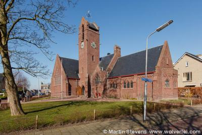 Halfweg, Kleine Kerk
