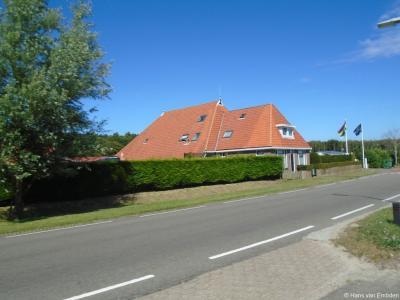Boerderij in buurtschap Halfweg op Terschelling