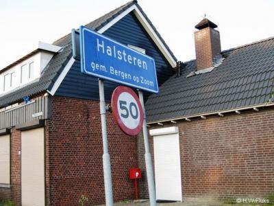 Halsteren is een dorp in de provincie Noord-Brabant, in de regio West-Brabant, en daarbinnen in de streek Baronie en Markiezaat, gemeente Bergen op Zoom. Het was een zelfstandige gemeente t/m 1996.