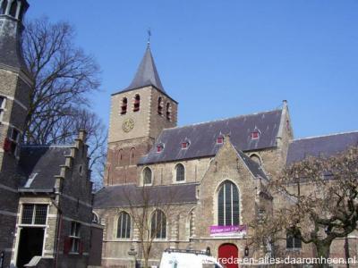 Halsteren, Hervormde Sint Martinuskerk