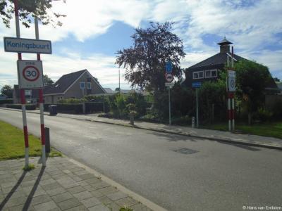 Koningsbuurt is een buurtschap in de provincie Fryslân, gemeente Harlingen. T/m 30-6-1971 grotendeels gemeente Franekeradeel, deels gemeente Barradeel. De buurtschap heeft witte plaatsnaamborden binnen de bebouwde kom van Harlingen.