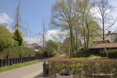 Een juweel van een buurtschap dat Hees; ruim, groen en landschappelijk heel fraai