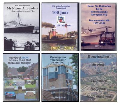 Rob Lampen is gespecialiseerd in de geschiedenis van het dorp Heijplaat en de bijbehorende havenontwikkelingen. Hij beheert o.a. de website Historisch Heijplaat en heeft diverse boeken en DVD's over het dorp en de RDM gepubliceerd.