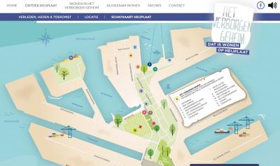 In het dorp Heijplaat wordt al jaren flink ge- en verbouwd en de komende jaren zal dat niet anders zijn. Vanaf 2016 verrijst de splinternieuwe en duurzame wijk Het Verborgen Geheim, met 170 energieneutrale woningen, op de plek van het 'oude Nieuwe Dorp'.
