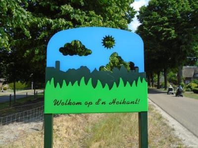 Heikant is een buurtschap in de provincie Noord-Brabant, gem. Uden. De buurtschap valt onder het dorp Volkel. De buurtschap heeft geen plaatsnaamborden van de gemeente gekregen, en heeft daarom zelf maar plaatsnaamborden gemaakt, en nog heel fraaie ook!