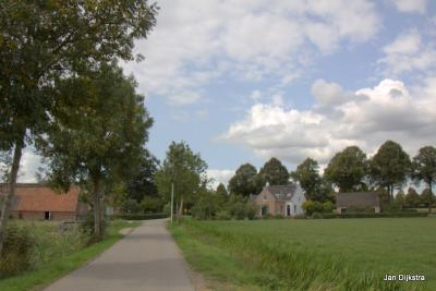 Helsdingen, een kleine en oude buurtschap