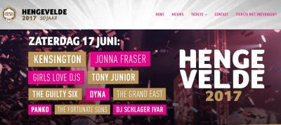 De Zomerfeesten in Hengevelde zijn er al sinds 1967. In 2017 was er daarom een extra feestelijke editie t.g.v. het 50-jarig bestaan.