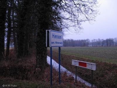 Henxel is een buurtschap in de provincie Gelderland, in de streek Achterhoek, gemeente Winterswijk.