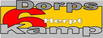Een van de jaarlijkse evenementen in Herpt is de Dorps Zeskamp in september