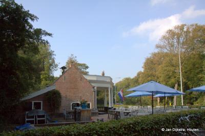Het Pannekoekenhuisje in Bloemendaal