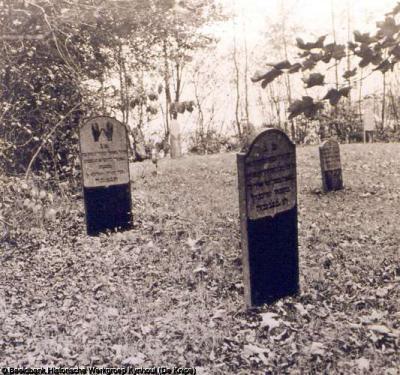 In de 19e eeuw is - tot 1883 - een joodse begraafplaats in Het Meer in gebruik geweest, later opgevolgd door een joodse begraafplaats in buurdorp Oranjewoud. De begraafplaats bestaat nog altijd.