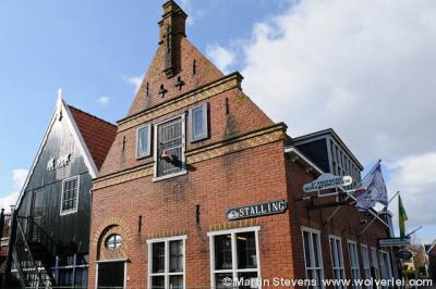 Hindeloopen, het Eerste Friese Schaatsmuseum