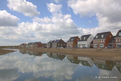 Je kunt nu al zeggen: mooi Hoef en Haag; prachtig, je zult er maar komen wonen...