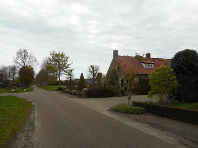 Hoefkens (buurtschap van Zeeland), De Kuipersweg (© Hans van Embden)