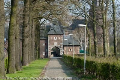Hoensbroek, kasteel