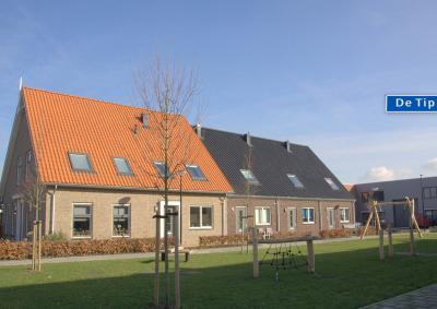 Buurtschap Hogewaard, De Tip (© Jan Dijkstra, Houten)