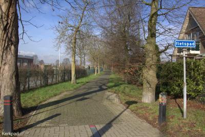 Buurtschap Hogewaard, Kerkpad (© Jan Dijkstra, Houten)
