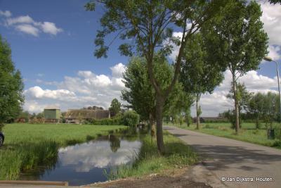 Hoogeind, een buurtschap in de streek Vijfheerenlanden