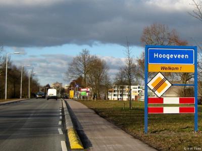 Hoogeveen is een stad en gemeente in de provincie Drenthe.