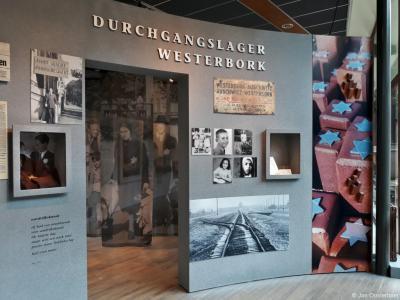 Kamp Westerbork in Hooghalen is na de oorlog een woonoord geweest voor Indische Nederlanders, later voor Molukkers. In 1983 is er Herinneringscentrum Kamp Westerbork gerealiseerd.