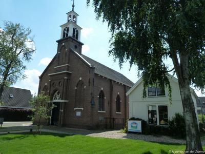 Protestantse (PKN) kerk De Inham (voorheen Hervormd) op Hamseweg 40 in Hoogland dateert uit 1843 en is een gemeentelijk monument.