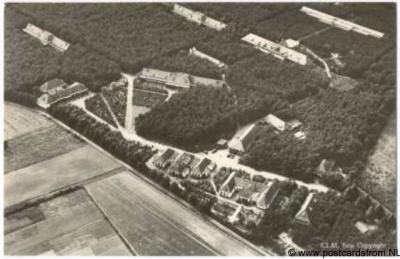 Horn Sanatorium Hornerheide 1953