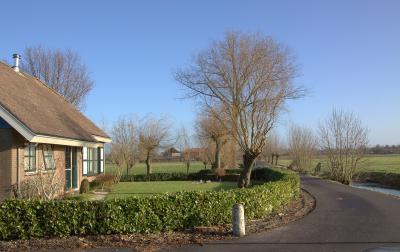Nog een uitzicht in buurtschap Houtdijk (© Jan Dijkstra, Houten)