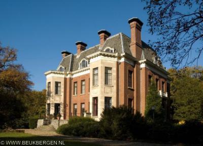 Huis ter Heide, het huidige Huize Beukbergen dateert uit 1910