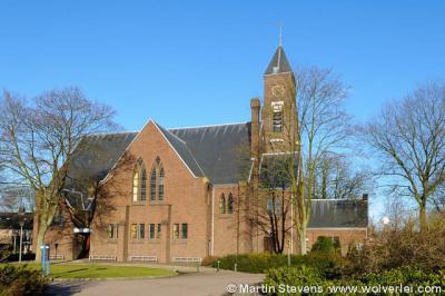 Huizen, Nieuwe Kerk