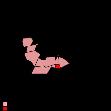 Gemeente Huizen en CBS onderkennen binnen de statistische wijk 03 Erica en Tafelberg de buurt Huizerhoogt, met ca. 50 huizen en ca. 120 inwoners in de gem. Huizen. Maar er is ook nog een deel dat onder de gem. Blaricum valt.