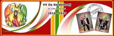 De andere vereniging-met-de-excentrieke-naam in Hunsel is Vastelaovendjsvereiniging De Serdelhunj. Wat dát betekent kun je lezen onder het kopje Naam.