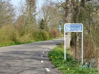 Hústernoard is een buurtschap in de provincie Fryslân, gemeente Noardeast-Fryslân. T/m 2018 gem. Kollumerland en Nieuwkruisland. De buurtschap valt onder het dorp Oudwoude. De buurtschap ligt buiten de bebouwde kom en heeft daarom witte plaatsnaamborden.