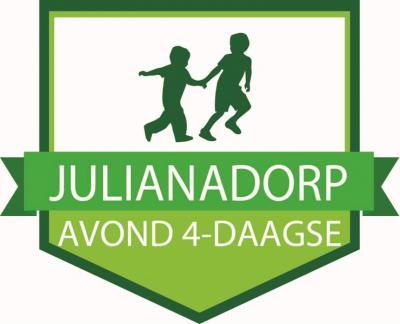 Bij de Avondvierdaagse in Julianadorp (mei) kun je kiezen uit de afstanden 5, 10 en 15 km.