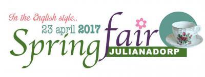 Een van de jaarlijkse evenementen in Julianadorp is de Springfair, een heerlijk buitenfeest waar je lekker ongedwongen kunt rondscharrelen en waar je de leukste dingen tegenkomt. Allemaal in de sfeer van het Engelse platteland.