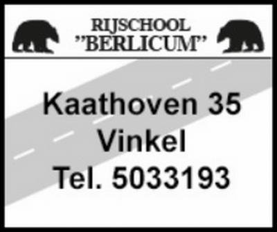Dit lijkt Baarle-Nassau wel, met zijn complexe grenssituaties; buurtschap Kaathoven viel vanouds deels onder dorp Middelrode, gem. Berlicum, en valt tegenwoordig onder dorp Vinkel. In deze advertentie staan drie van de vier 'woonplaatsen' mooi weergegeven