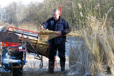 Gelukkig wordt het ambacht van het rietsnijden in Kalenberg nog altijd beoefend, anders zou hier veel waardevolle natuur verloren gaan. Hoe dat zit, kun je lezen en bekijken in de foto- en videoreportages onder de links in het hoofdstuk Geschiedenis.
