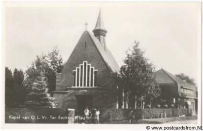 Kapellebrug Kapel van O.L. Vrouw ter Eecken