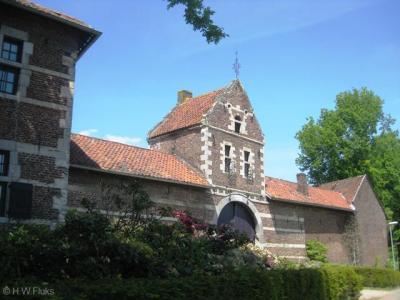 Kelmond, het enige rijksmonument in deze buurtschap is de Kelmonderhof uit 1616