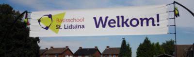 Niet alleen waar een klein dorp, ook waar een kleine schóól groot in kan zijn, lees je op de site van Basisschool St. Liduina (www.stliduina.nl)