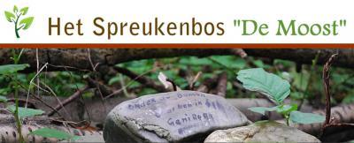 Ook de natuurliefhebber komt in Kelpen-Oler aan zijn trekken. In Spreukenbos De Moost van Sjra Wijen kun je door een wandeling op zoek  gaan naar innerlijke rust en ontspanning. Bezoekers mogen een steen leggen, eventueel met een spreuk erop...