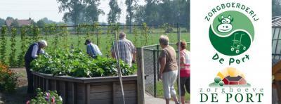 Sinds 2004 is er in Kelpen-Oler Zorgboerderij De Port (voor dagbesteding) en sinds 2013 Zorghoeve De Port (voor 24-uurszorg)