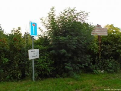 Buurtschap Kiesterzijl ligt aan enkele gelijknamige weggetjes die deels doodlopen. Aan een daarvan is scheepvaartbedrijf Koehoorn gevestigd, wat ze ter plekke duidelijk maken. Wat dat 'Zonnedael' hier betekent, onthult het internet ons niet...