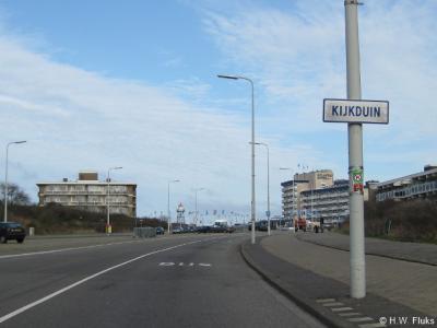 Kijkduin is net als Scheveningen een populaire badplaats in de gemeente Den Haag