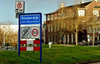 In 2019 is de gemeente Molenlanden ontstaan, uit samenvoeging van de gemeenten Giessenlanden en Molenwaard. Een van de kleinste en tevens bekendste dorpen in deze gemeente is Kinderdijk, vanwege het wereldberoemde molencomplex aldaar. (© Jan Oosterboer)