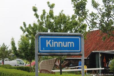 Kinnum is een buurtschap in de provincie Fryslân, in de regio Waddengebied, op het eiland en in de gemeente Terschelling.