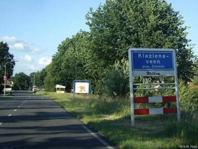 Klazienaveen is een dorp in de provincie Drenthe, gemeente Emmen.