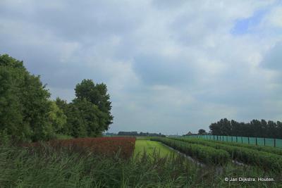 Zoals veel Friese buurtschappen is ook Kleaster Anjum een oase van rust en ruimte.