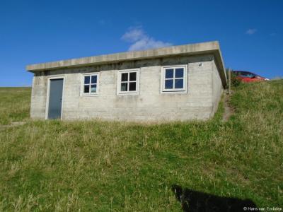 Buurtschap Koehool, bunker na de restauratie
