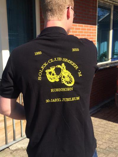 Kornhorn, Solexclub Smeer 'm is in 1985 opgericht en heeft in 2015 dus het 30-jarig bestaan gevierd.