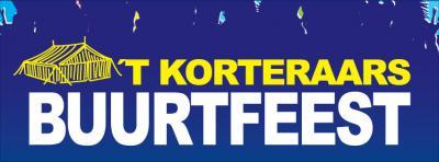 In september staat Korteraar altijd een heel weekend op zijn kop tijdens het Korteraars Buurtfeest.